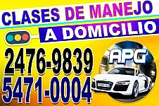 ACADEMIA DE AUTOMOVILISMO APG