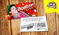 payasos Robotin Cirkus