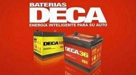 Baterías DECA
