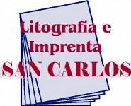 LITOGRAFIA E IMPRENTA SAN CARLOS