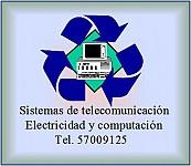 sistemas de telecomunicaciones electricidad y computacion