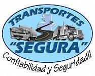 TRANSPORTES SEGURA pone a su disposición el Servicio de Transporte para la capital y departamentos.