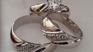 joyas, argollas de matrimonio