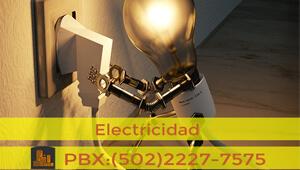 Electricidad | Servicios de Guatemala