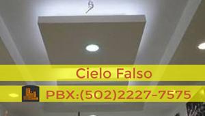 Cielo Falso | Servicios de Guatemala