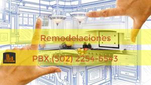 Remodelaciones en Guatemala | Servicios de Guatemala
