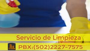 Servicio de Limpieza Residencial | Servicios de Guatemala