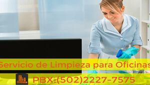 Servicio de Limpieza para Oficinas | Servicios de Guatemala