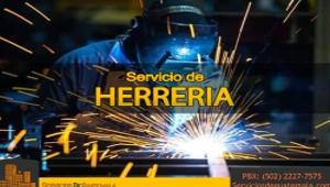 Servicio de Herrería   Servicios de Guatemala