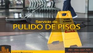 Servicio de Pulido de Piso  Servicios de Guatemala