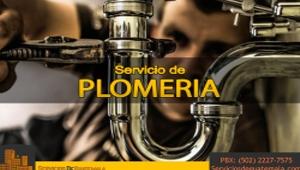 Servicio de Plomeria   Servicios de Guatemala