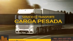 Servicio de Transporte Pesado