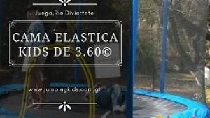 JUMPING KIDS GT INFLABLES  PAYASOS, CAMAS ELÁSTICAS, POPOROP