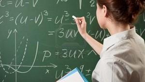 Se solicitan Maestras de matemáticas