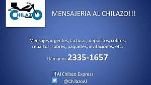 AL CHILAZO EXPRESS servicio de mensajeria