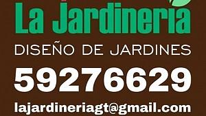 JARDINES Y VIVERO