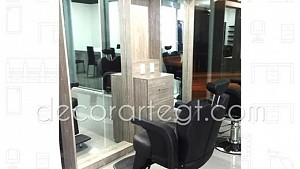 ESTACIÓN DE BARBERÍA --- #Decorarte_GT