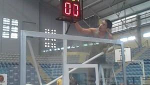 Tablero Profesional De Baloncesto