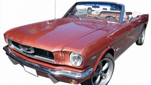 Vendo Mustang modelo 66 en buen estado