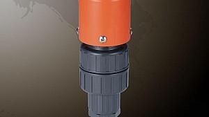 Válvula de aire para tuberías de agua.
