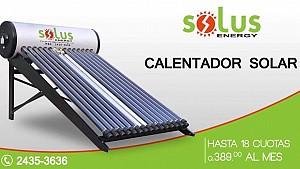 Calentador Solar al mejor precio !