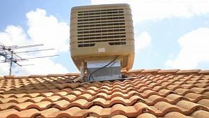 Enfriador Evaporativo para ahorrar hasta 80% de energía