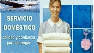 PERSONAL DOMESTICO ALTAMENTE CALIFICADO Y CONFIABLE