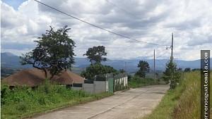 Carretera a el Salvador/Terreno en Venta