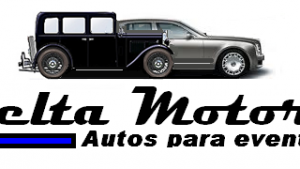 Delta Motors autos para bodas y eventos