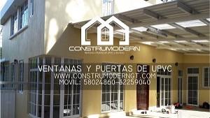 VENTANAS DE PVC - CONSTRUMODERN