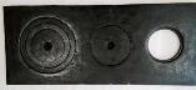 Planchas en hierro fundido para estufa