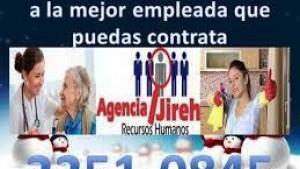 EMPLEADAS PARA EL HOGAR/ GUATEMALA JIREH