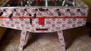 Mesas de futillo