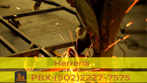 Herrería | Servicios de Guatemala