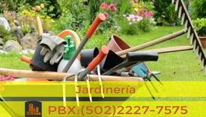 Jardinería | Servicios de Guatemala
