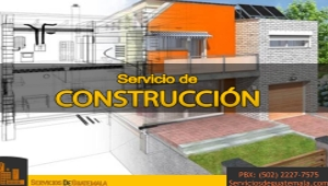 Servicio de Construcción  | Servicios de Guatemala