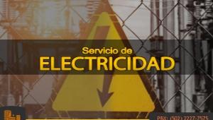 Servicio de Electricidad   Servicios de Guatemala