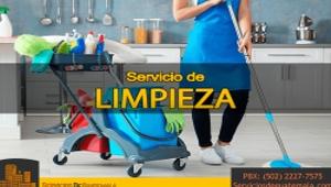 Servicio de Limpieza | Servicios de Guatemala
