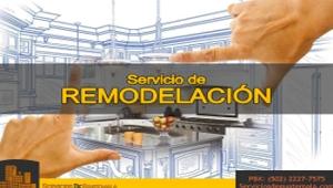 Servicio de Remodelación | Servicios de Guatemala