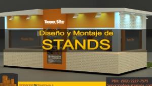 Servicio de Stand | Servicios de Guatemala