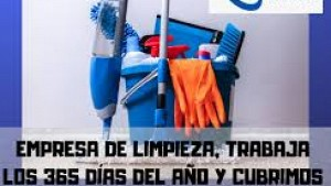 SERVICIOS DE LIMPIEZA POR DÍA Y EXPRESS