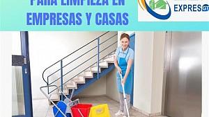 MANTENIMIENTO Y SERVICIOS DE LIMPIEZA EN CASAS Y OFICINAS