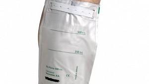 Bolsa Recolectora de Orina de pierna y cama