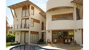 casas en bambú