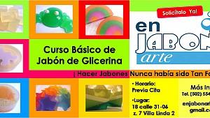 Cursos de Elaboración de Jabón de Glicerina