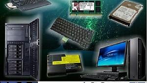 Venta de Computadoras, Repuestos y Accesorios, etc.