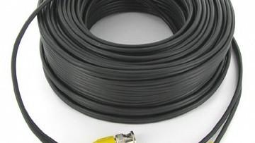 Cable armando para CCTV en