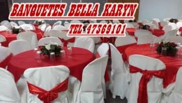 paquetes completos para eventos Banquetes Bella en