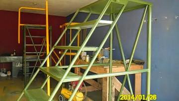 estructuras metalicas  en