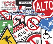 Rotulos señalizacion industrial diseño en Guatemala Guatemala